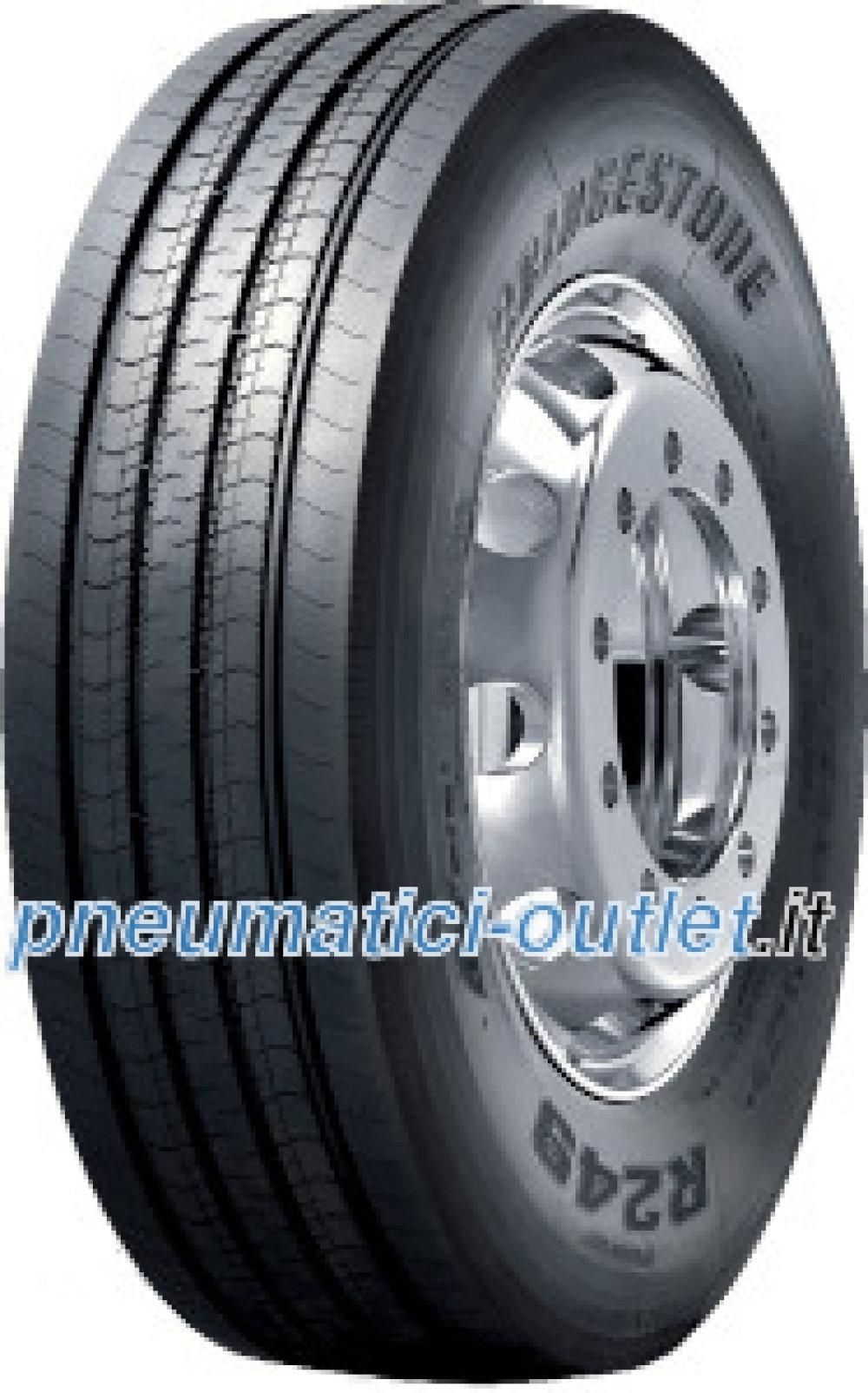 Bridgestone R 249 Ecopia ( 315/70 R22.5 152/148M doppia indentificazione 154/150L )