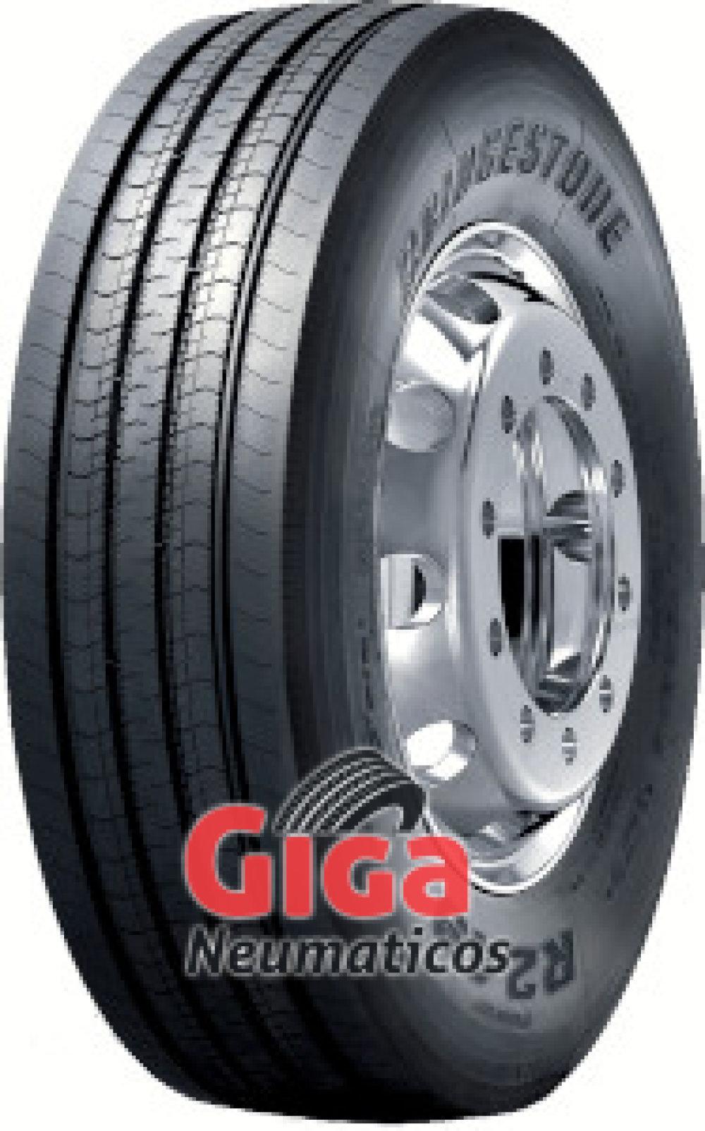 Bridgestone R 249 Ecopia ( 295/80 R22.5 152/148M )