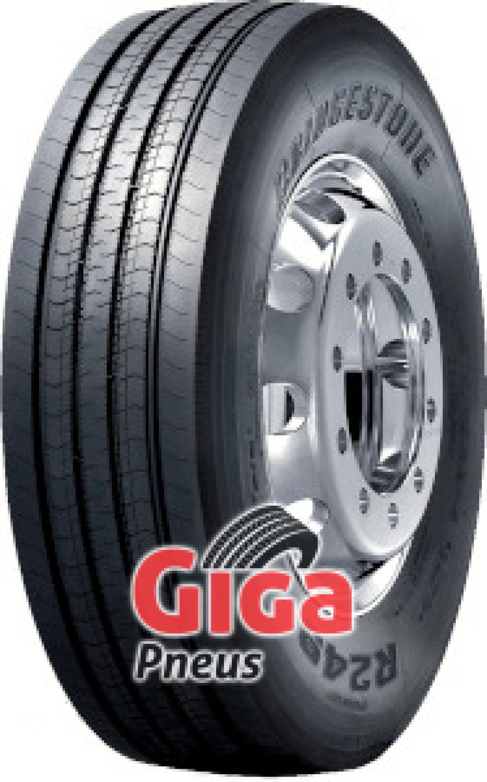 Bridgestone R 249 Ecopia ( 315/80 R22.5 154/150M Double marquage 156/150L )
