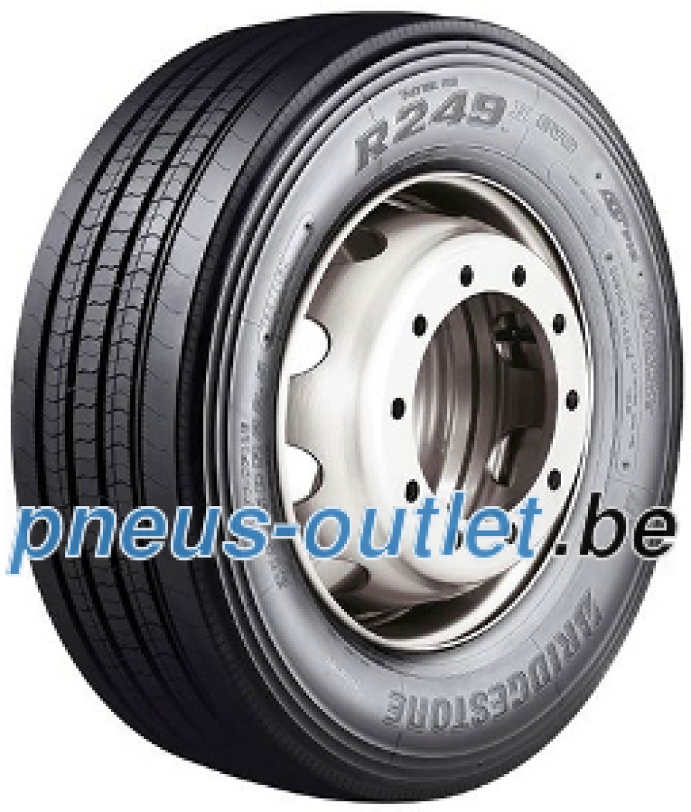 Bridgestone R 249 II Evo Ecopia ( 355/50 R22.5 156L )