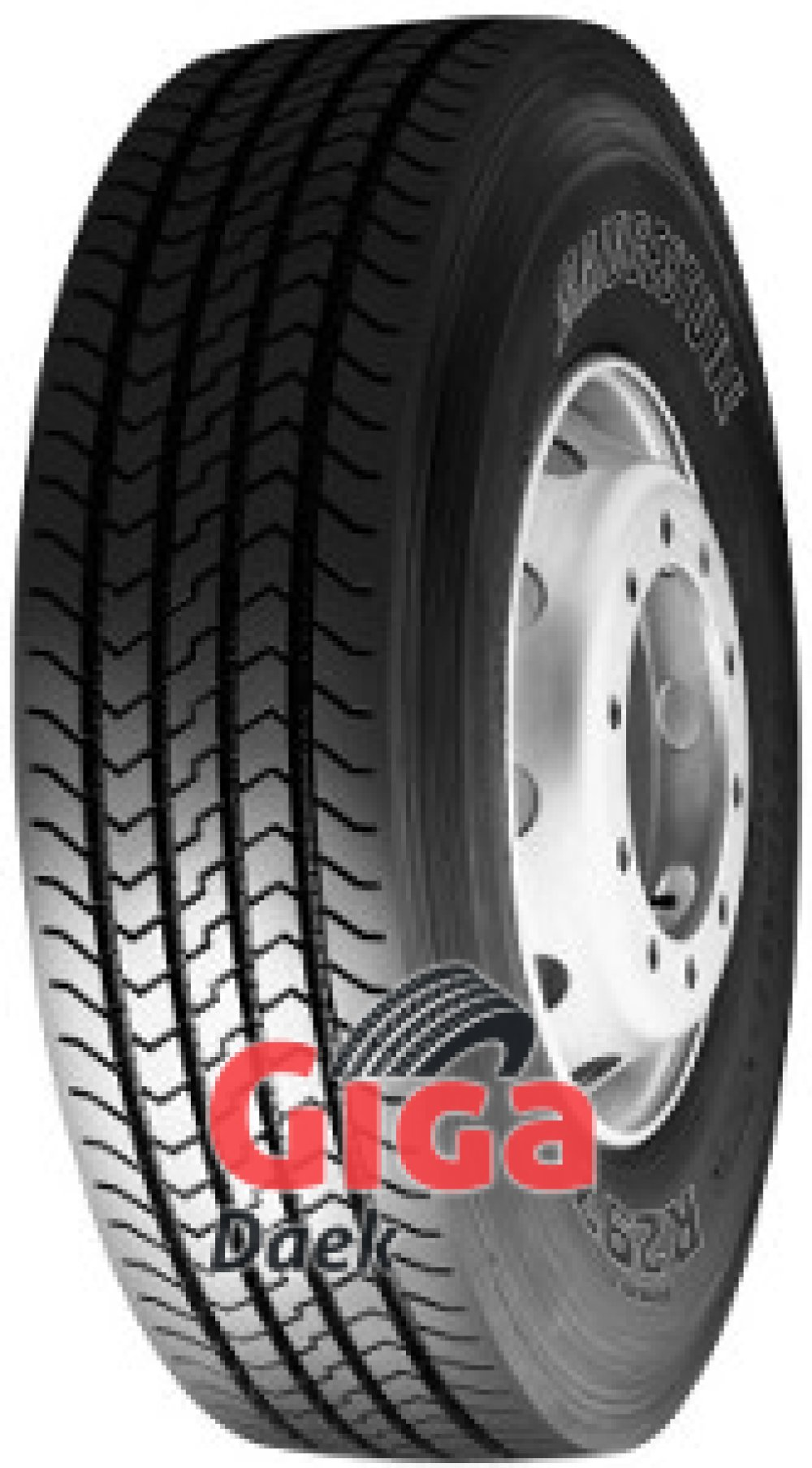 Bridgestone R 297 ( 295/80 R22.5 152/148M )