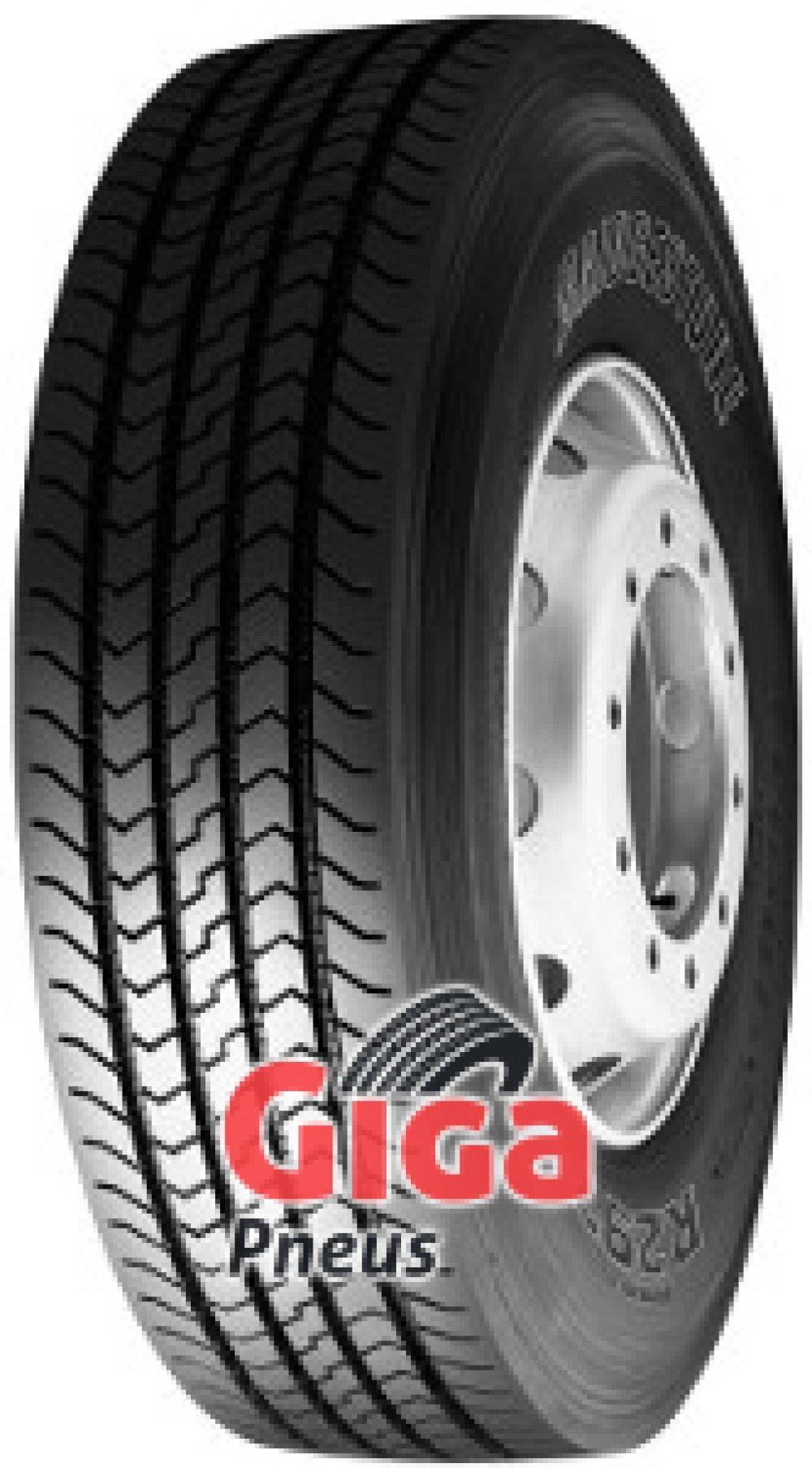 Bridgestone R 297 ( 315/80 R22.5 154/150M Double marquage 156/150L )