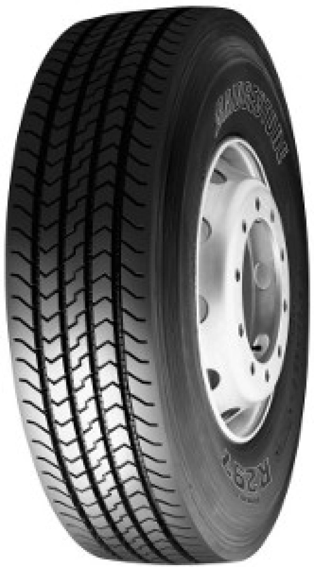 Bridgestone R 297 ( 315/70 R22.5 152/148M 16PR Doppelkennung 154/150L )