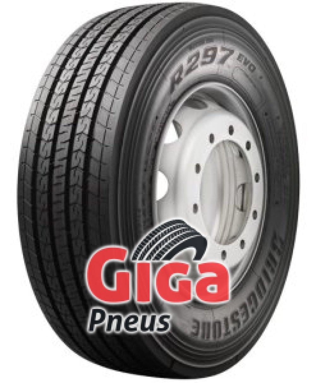 Bridgestone R 297 Evo ( 315/70 R22.5 156/150L Marca dupla 154/150M )