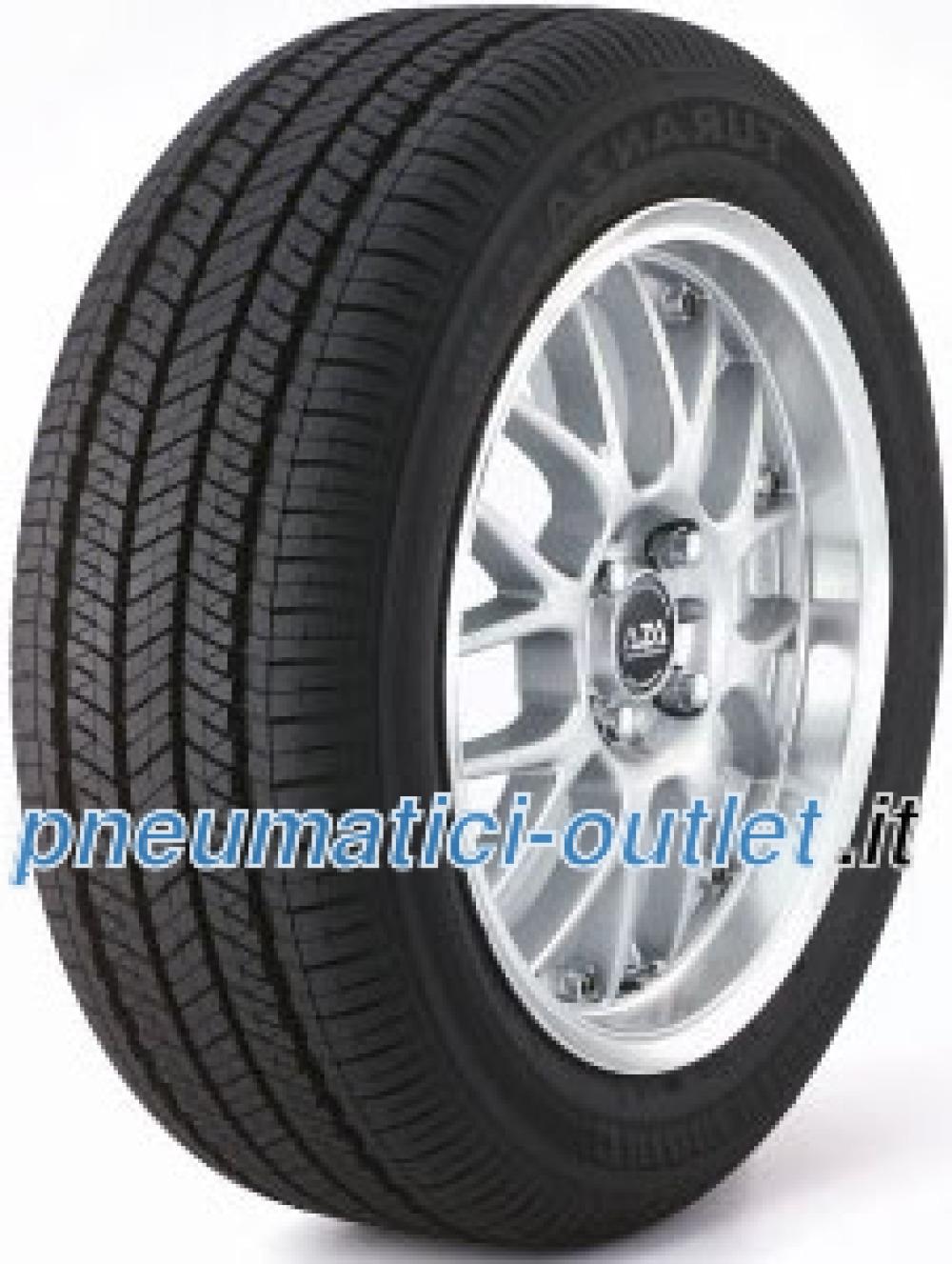 Bridgestone Turanza EL 400-02 RFT ( 205/50 R17 89V *, con protezione del cerchio (MFS), runflat )