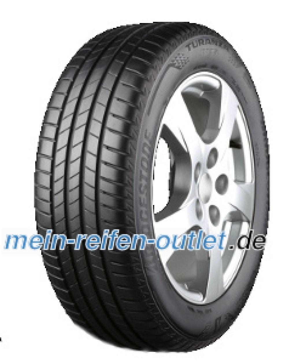 Bridgestone Turanza T005 ( 195/55 R16 87H rechts )