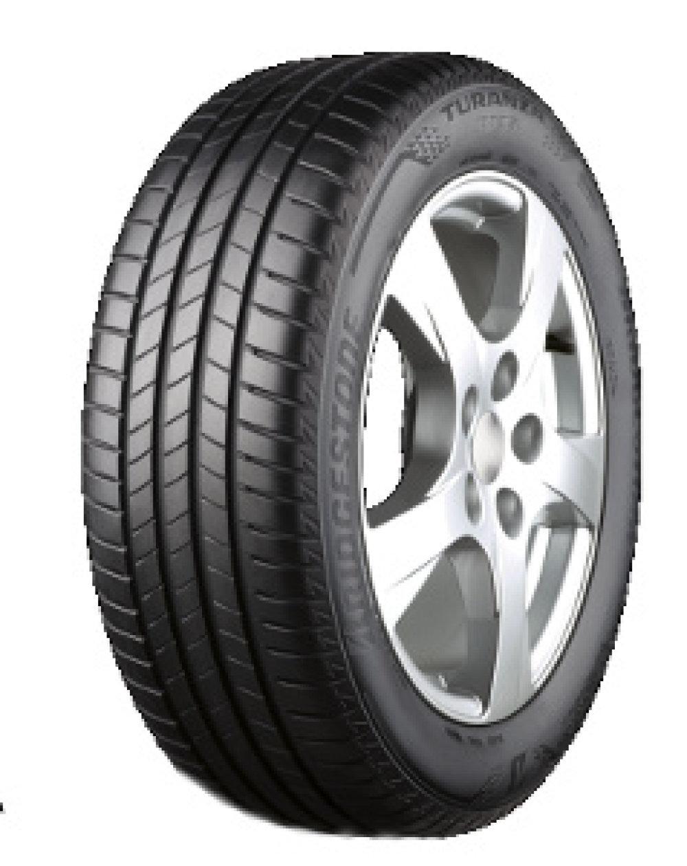 Bridgestone Turanza T005 ( 205/45 R17 84V à gauche )