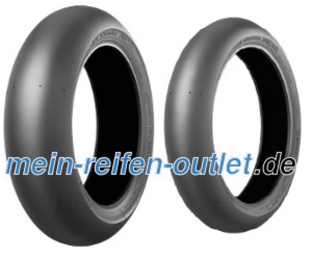 Bridgestone V02 F ( 90/580 R17 TL Mischung SOFT MEDIUM, NHS, Vorderrad )