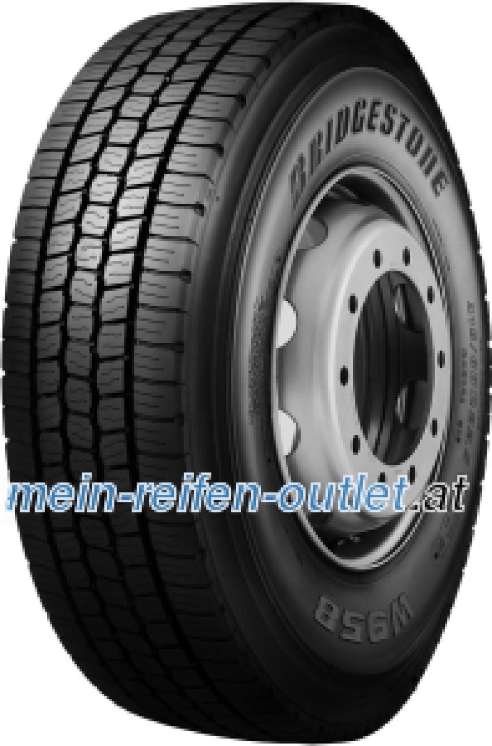 Bridgestone W 958 ( 315/70 R22.5 152/148M Doppelkennung 154/150L )