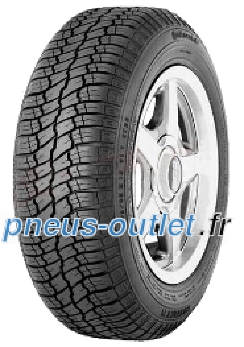 Continental CT 22 ( 165/80 R15 87T WW 40mm )