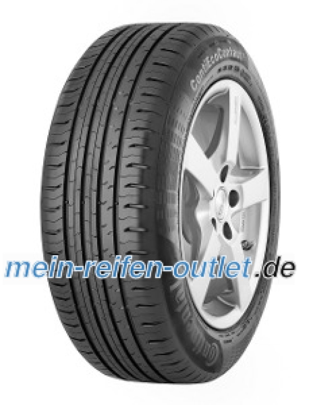 Continental ContiEcoContact 5 ( 195/60 R15 88V )