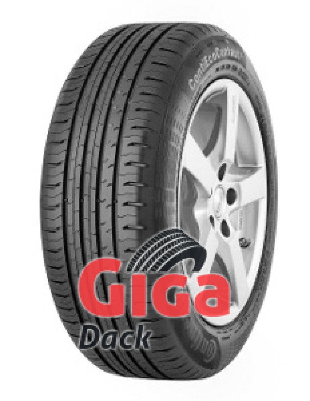 Continental ContiEcoContact 5 ( 245/45 R18 96W )