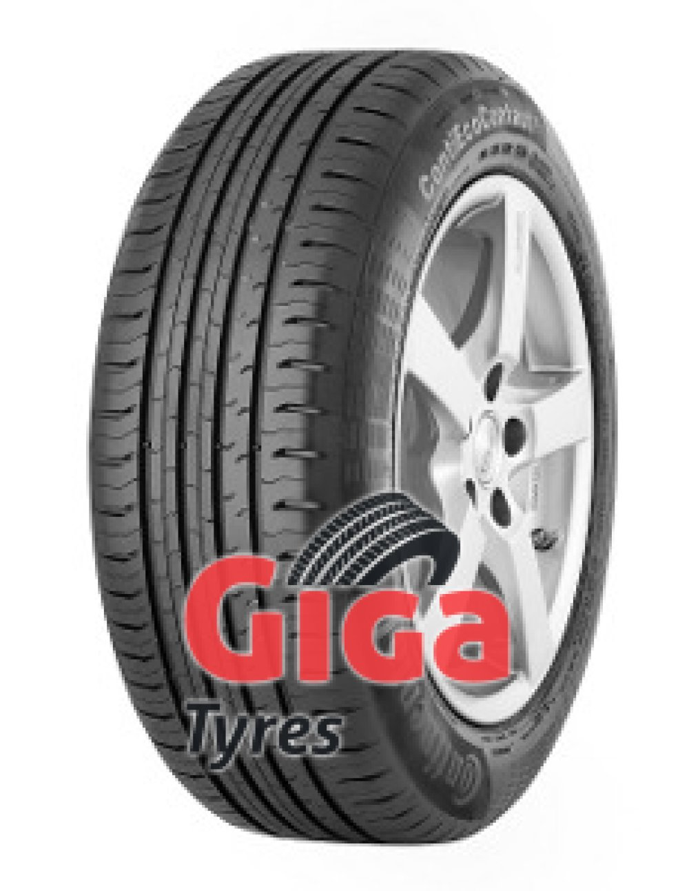 Continental ContiEcoContact 5 ( 185/65 R15 88H )