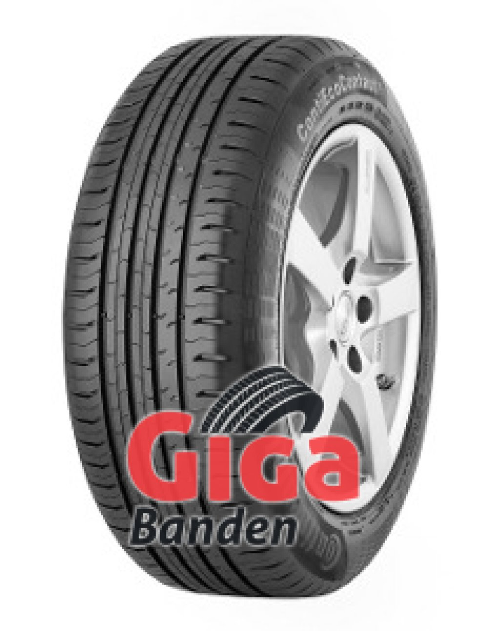 Continental ContiEcoContact 5 ( 215/60 R17 96H )