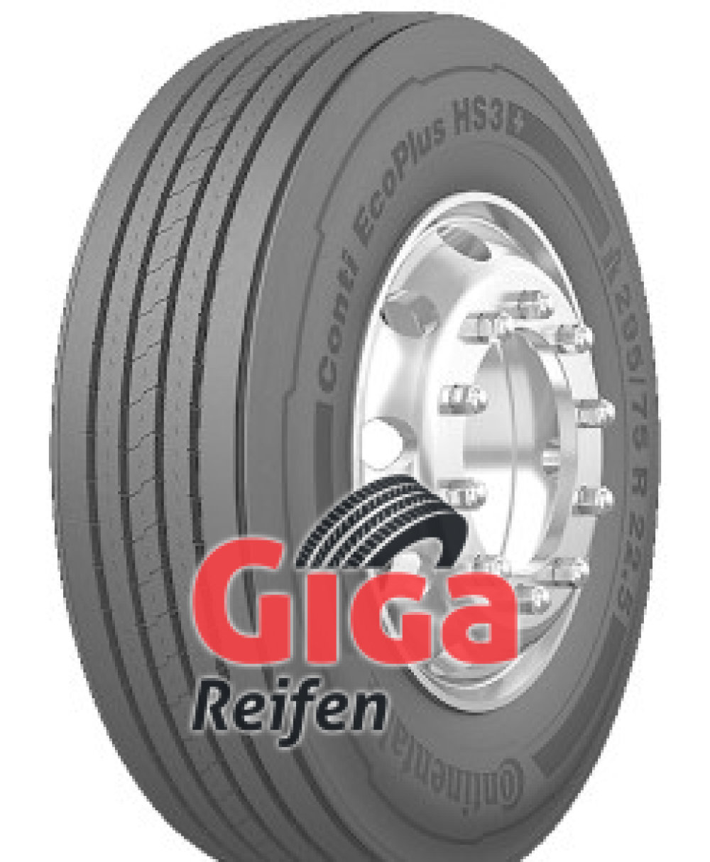 Continental Conti EcoPlus HS3 ( 385/55 R22.5 160K Doppelkennung 158L )