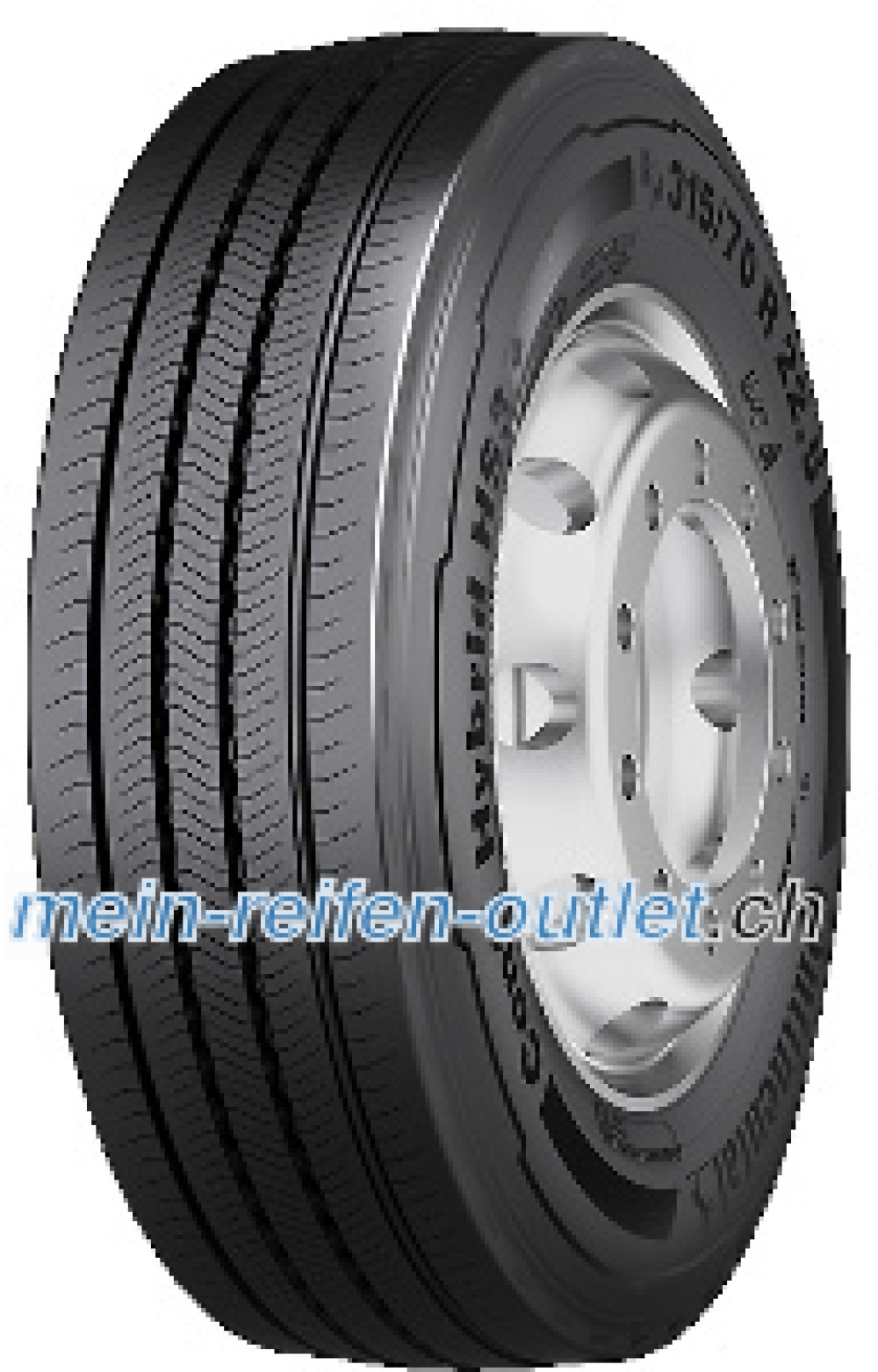 Continental Conti Hybrid HS3 ( 315/80 R22.5 156/150L Doppelkennung 154/150M )