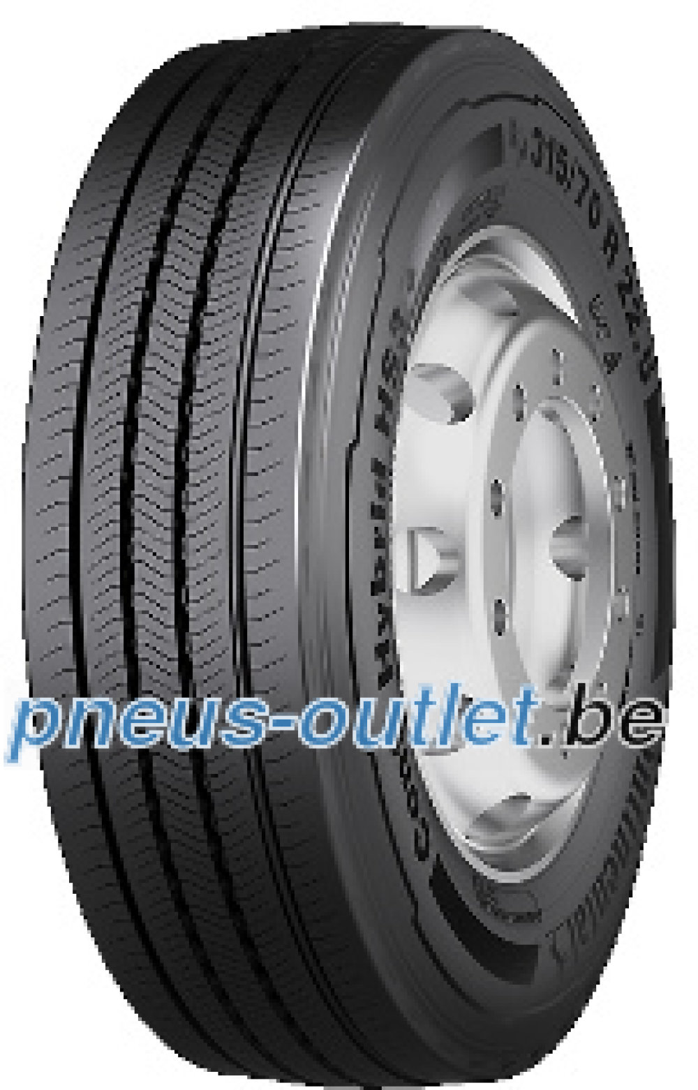 Continental Conti Hybrid HS3 ( 315/70 R22.5 154/150L Double marquage 152/148M )