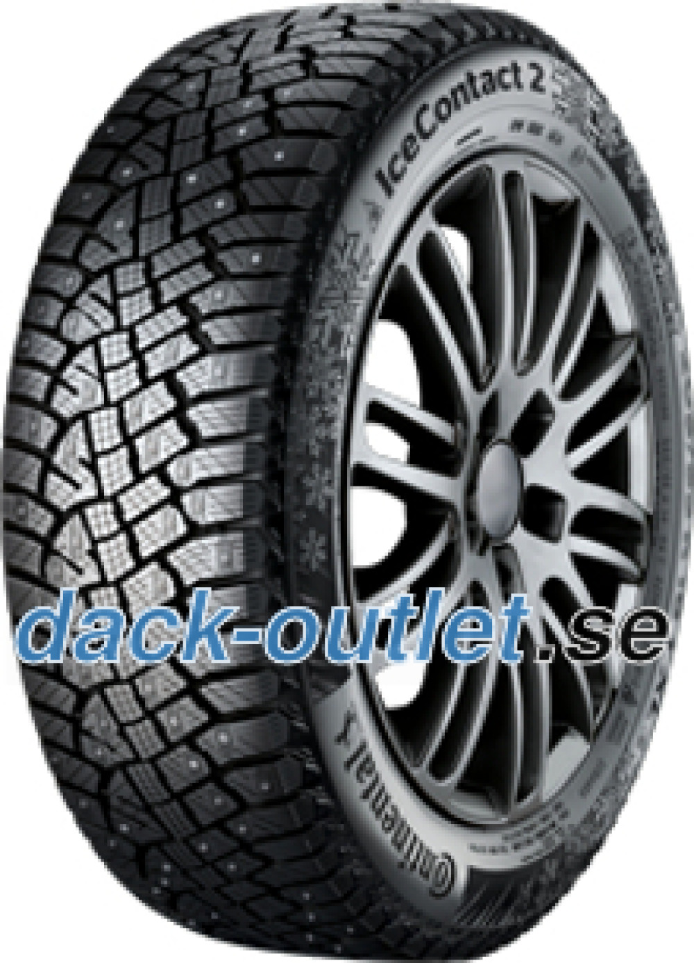 Continental IceContact 2 ( 175/65 R15 88T XL Dubbade )
