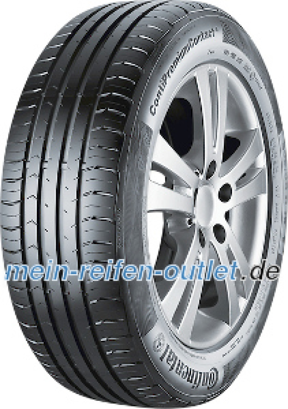 Continental ContiPremiumContact 5 ( 215/70 R16 100H )