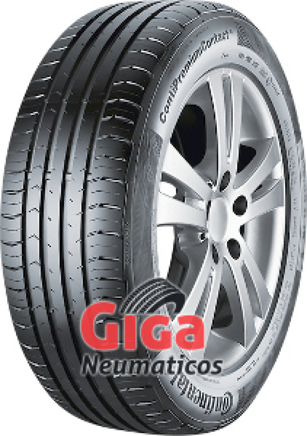 Continental ContiPremiumContact 5 ( 235/65 R17 104V AR, SUV )