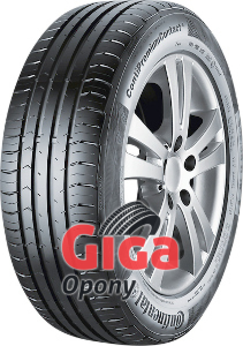 Continental ContiPremiumContact 5 ( 205/55 R16 91W AO )