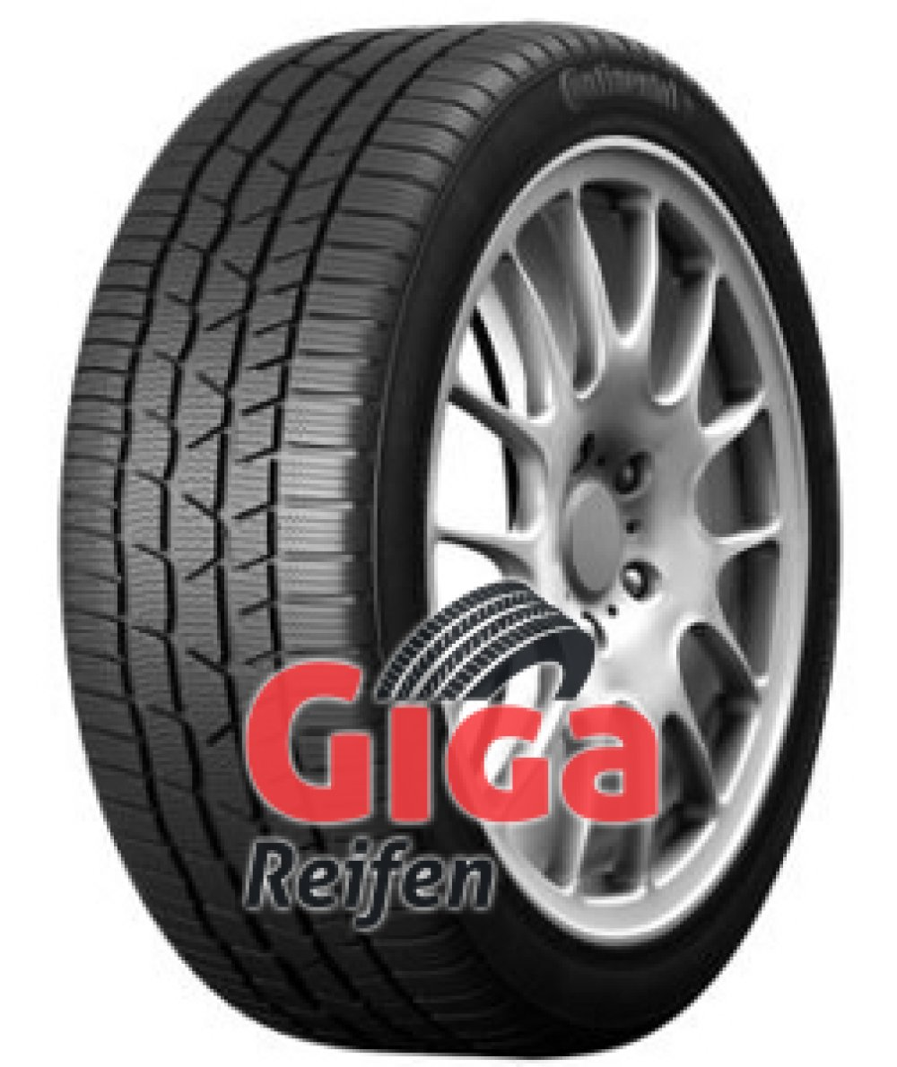 Continental ContiWinterContact TS 830P ( 255/45 R17 98V , MO, mit Felgenrippe )