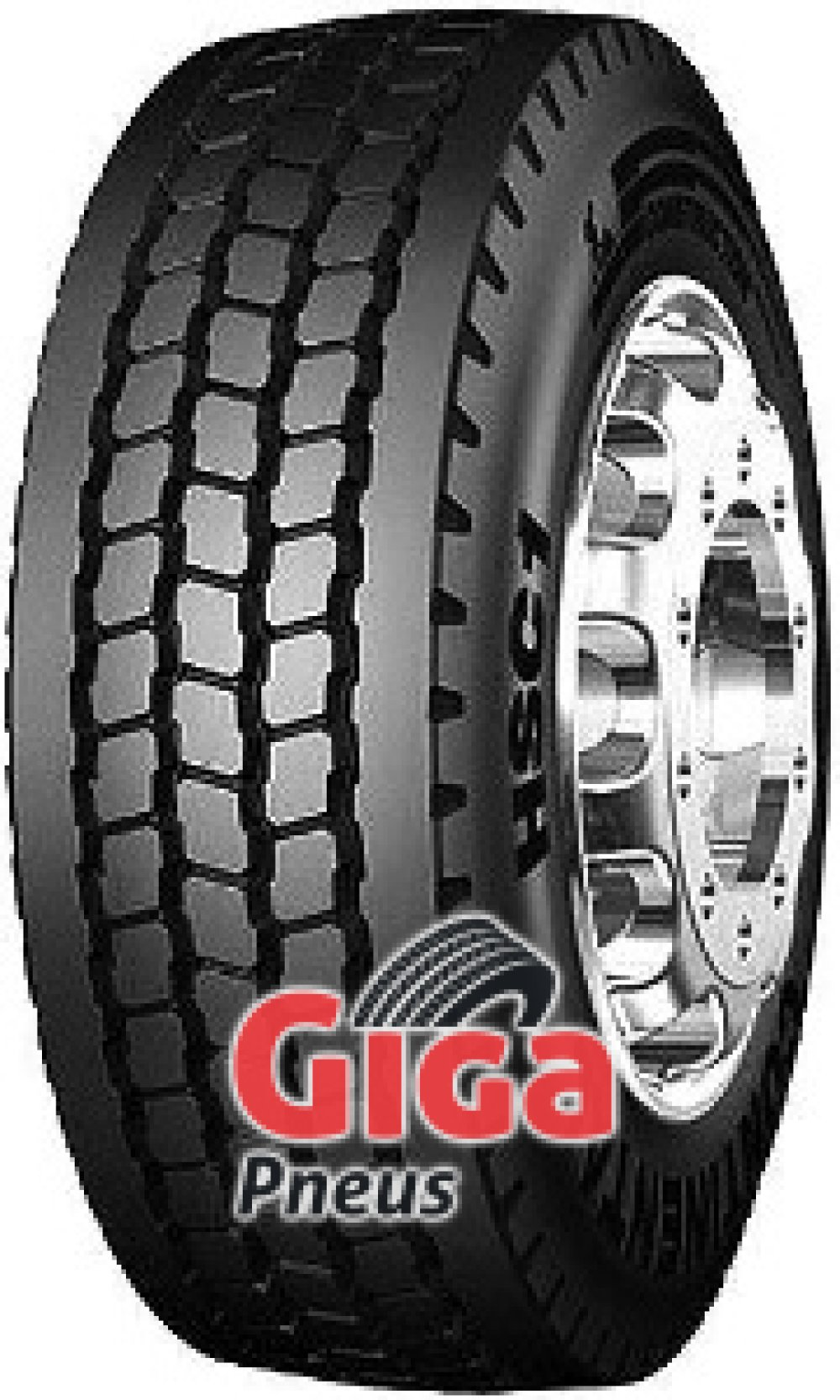 Continental HSC 1 ( 385/65 R22.5 160K Double marquage 158L )