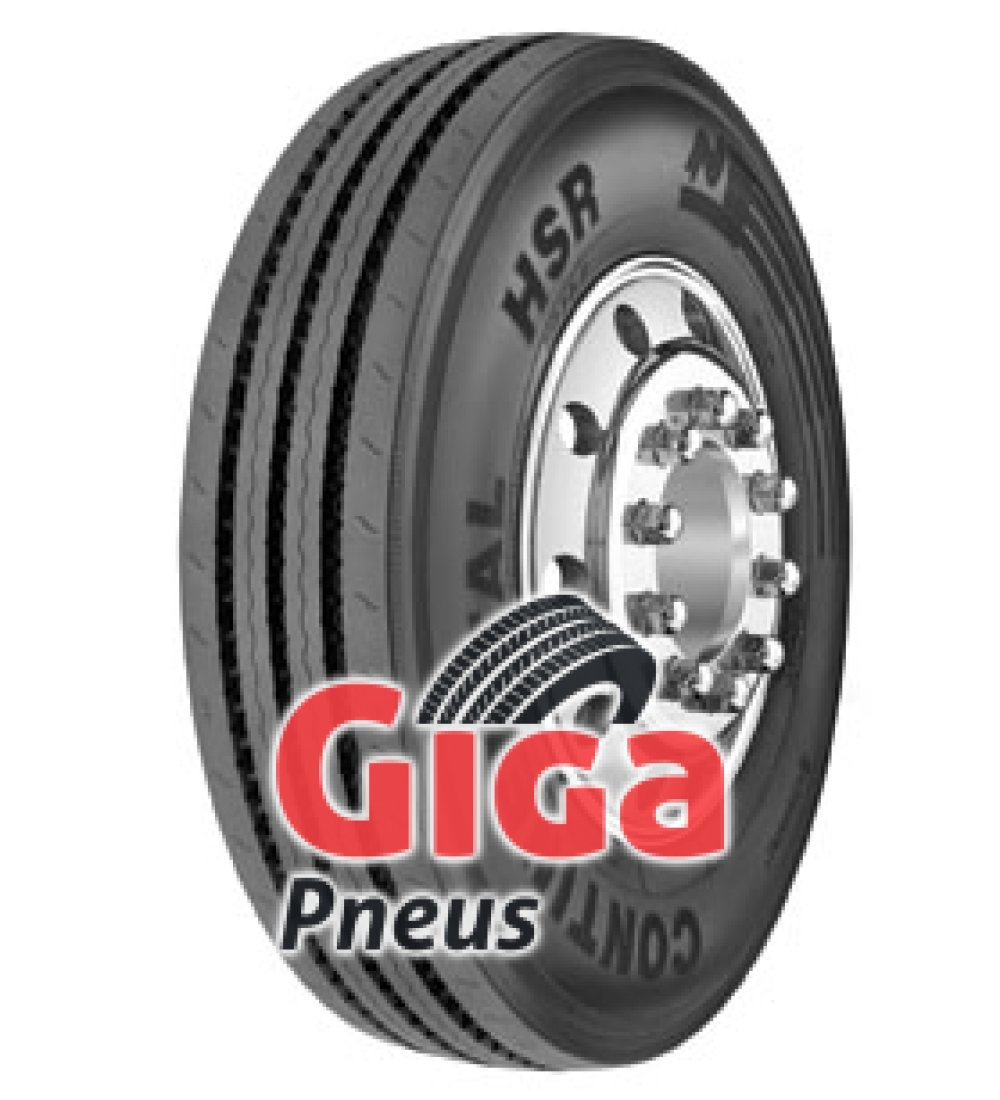 Continental HSR ( 12.00 R20 154/150K 18PR Double marquage 156/150G )
