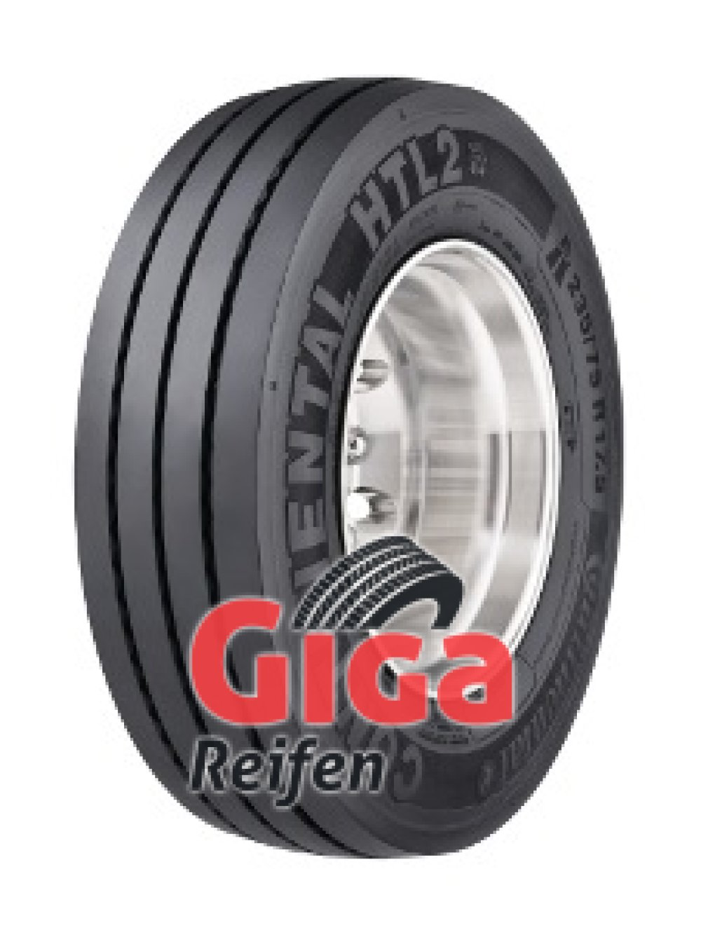 Continental HTL 2 Eco Plus ( 215/75 R17.5 135/133L )