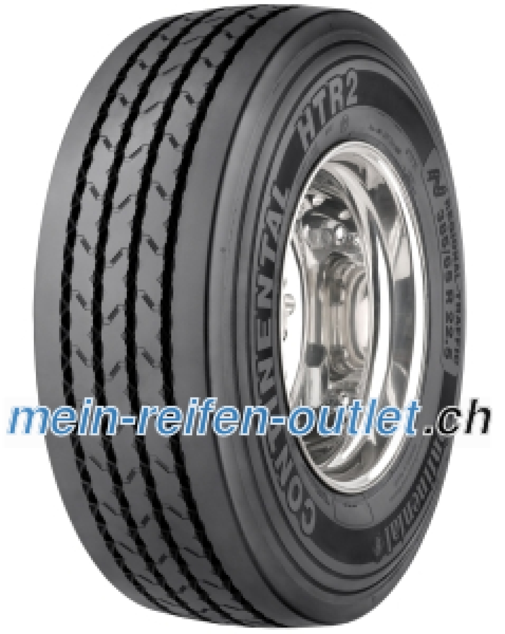 Continental HTR 2 ( 385/65 R22.5 160K Doppelkennung 158L, Doppelkennung 158L )