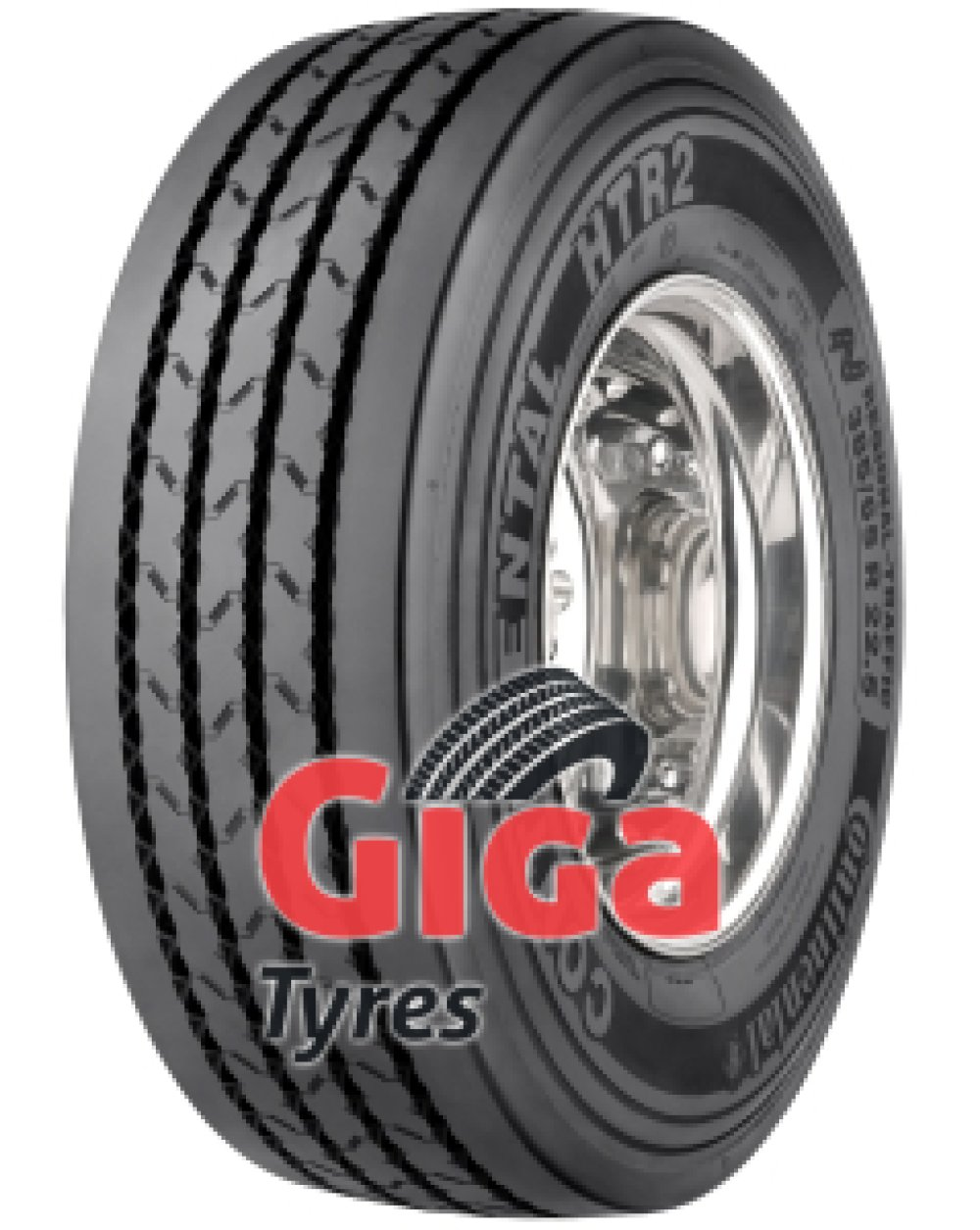 Continental HTR 2 ( 215/75 R17.5C 135/133K )