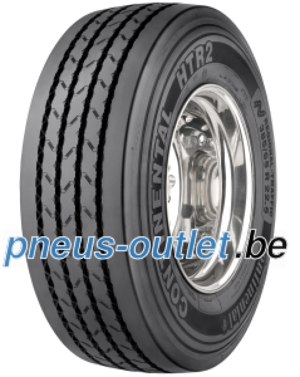 Continental HTR 2 ( 235/75 R17.5 143/141K Double marquage 144F, Doppelkennung 146F )