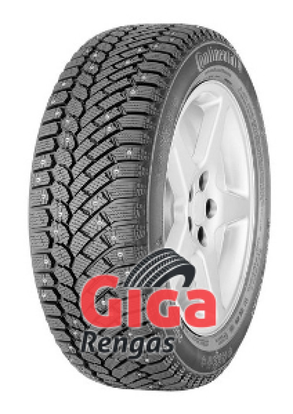 Continental IceContact HD ( 265/50 R19 110T XL , nastarengas  )
