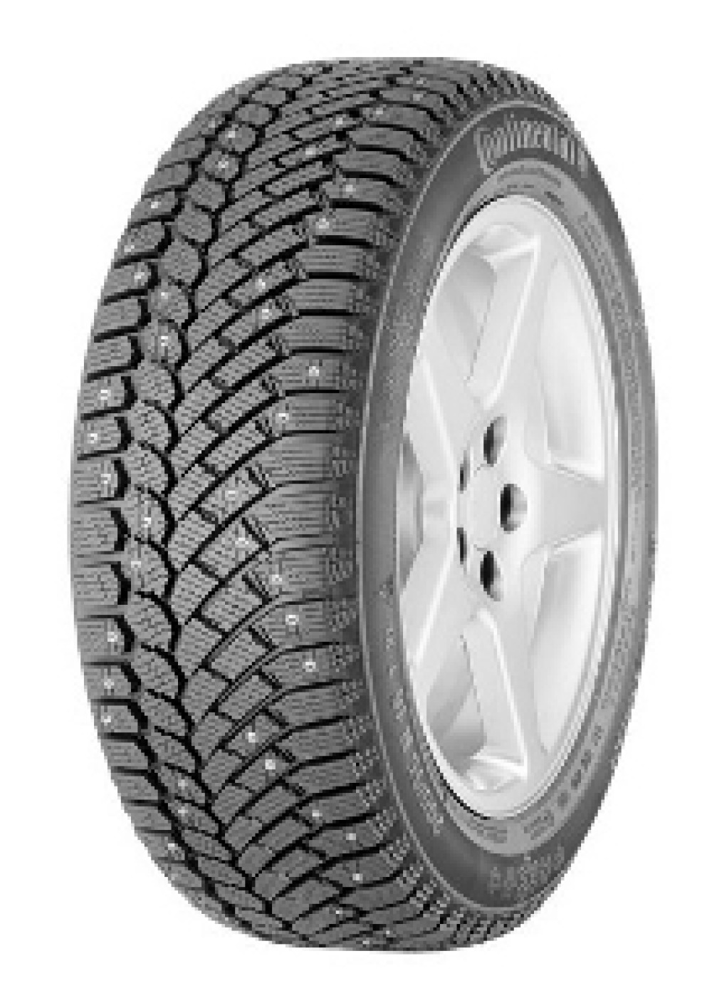 Continental IceContact HD ( 245/70 R16 111T XL , Dubbade )