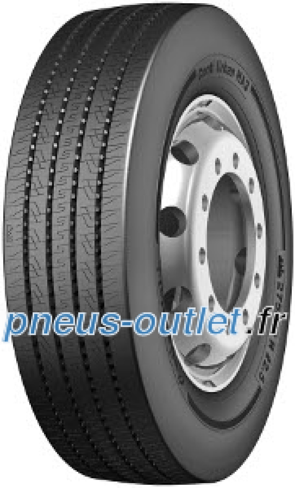 Continental Urban HA3 M+S ( 215/70 R22.5 150J 16PR Double marquage 152/148J )