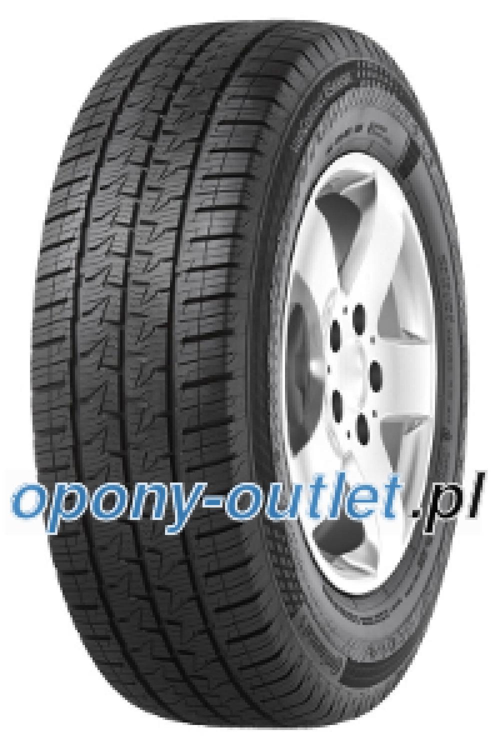 Continental VanContact 4Season ( 215/60 R16C 103/101T 6PR )