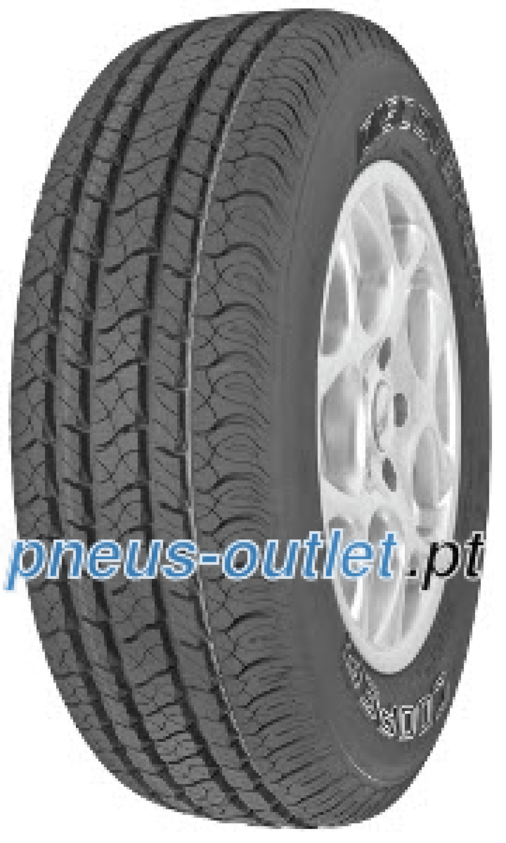 Cooper Discoverer CTS ( 255/65 R17 110T OWL )