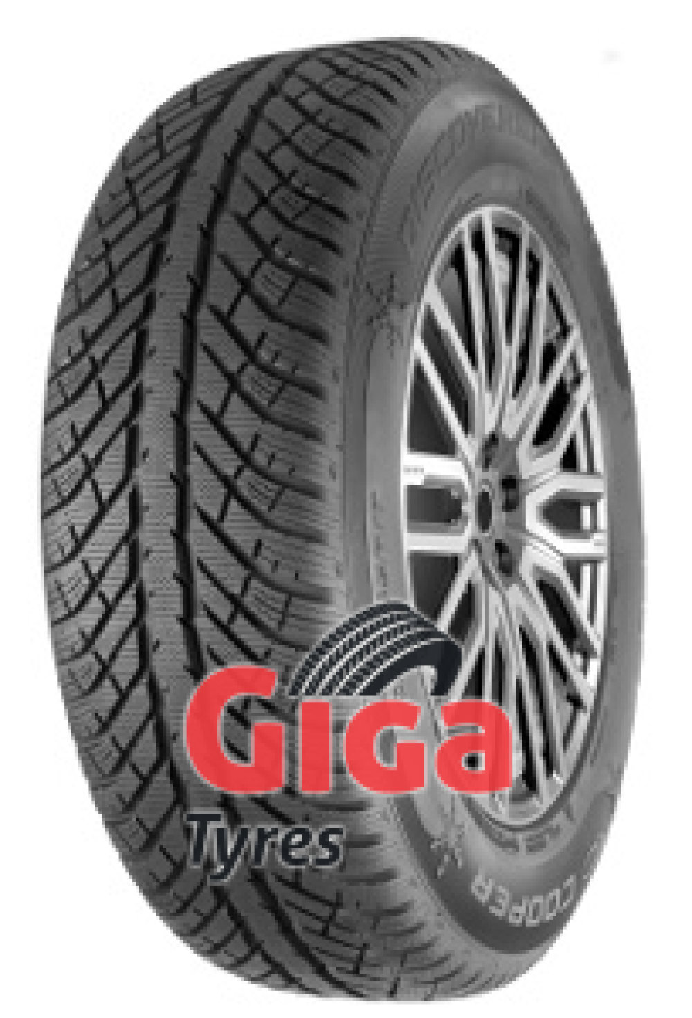 Cooper Discoverer Winter ( 235/65 R17 108H XL , with Rim flange protection )
