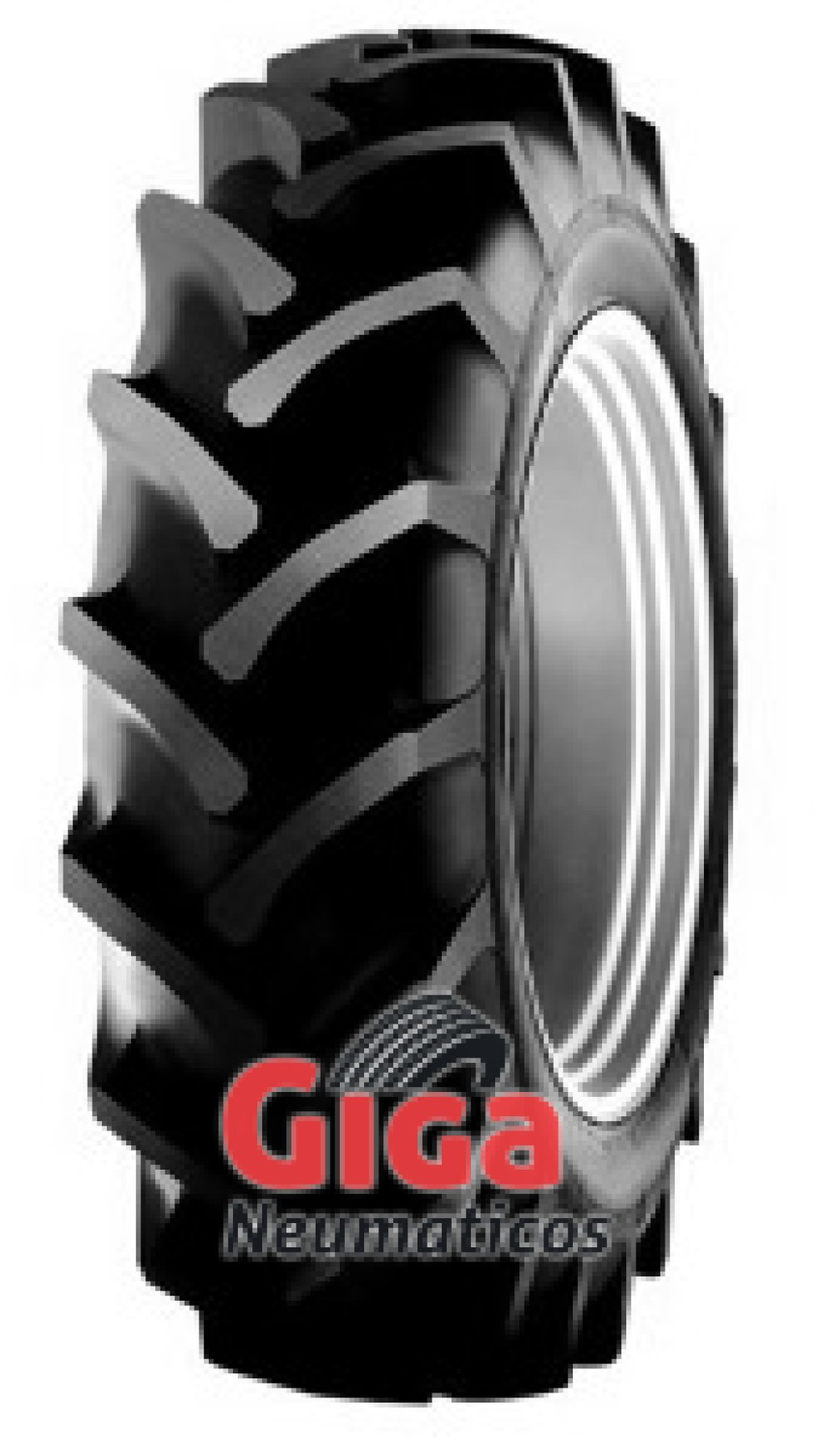 Cultor AS Agri 19 ( 12.4 -24 120A6 8PR TL doble marcado 112A8 )