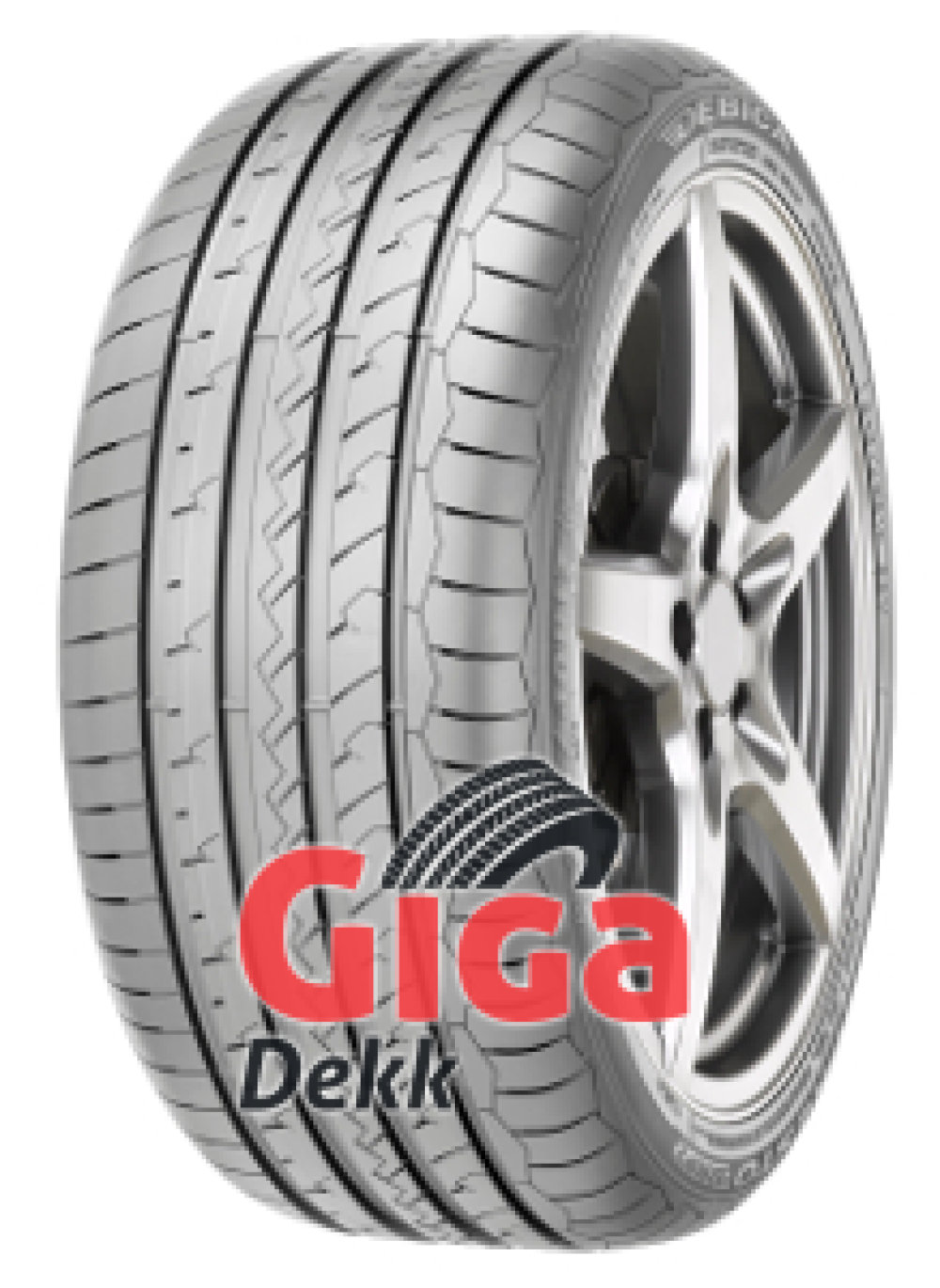 Debica Presto UHP 2 ( 255/35 R18 94Y XL med felgbeskyttelse (MFS) )