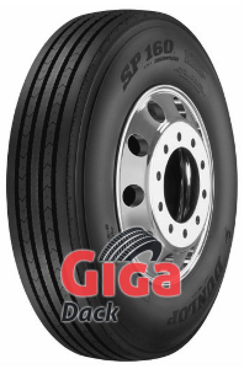 Dunlop SP 160 ( 9 R22.5 136/134L 14PR )