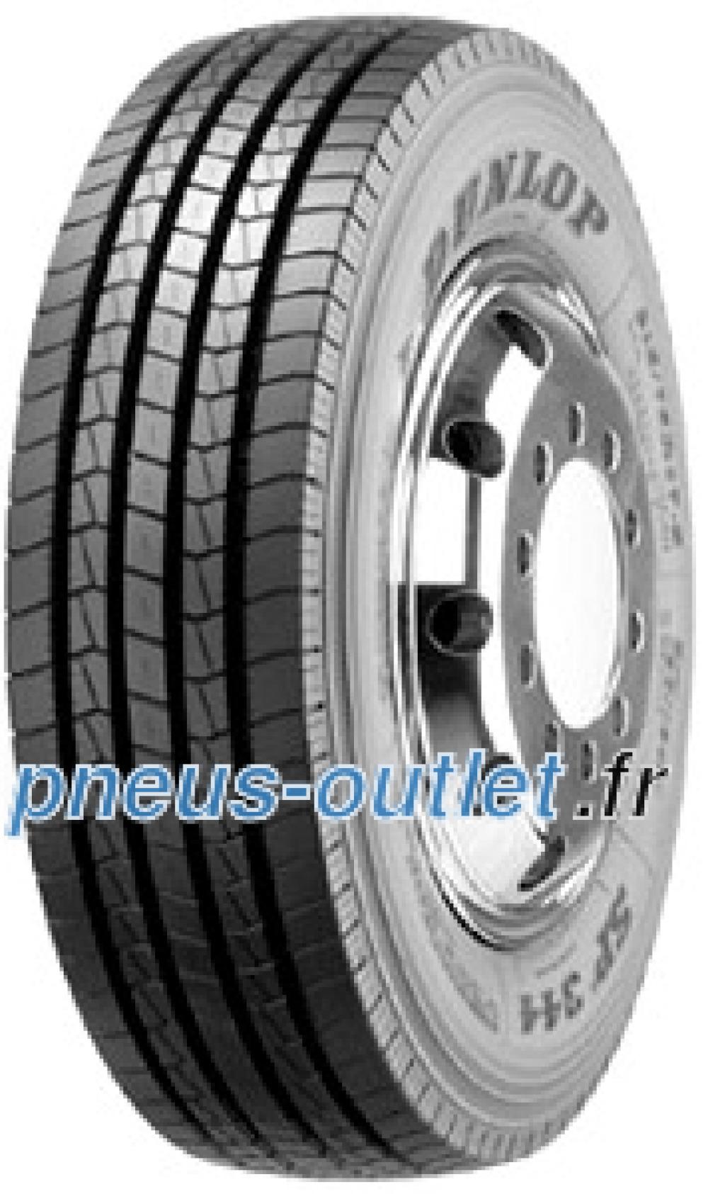 Dunlop SP 344 ( 315/80 R22.5 156/150L 18PR Double marquage 154/150M BLT )