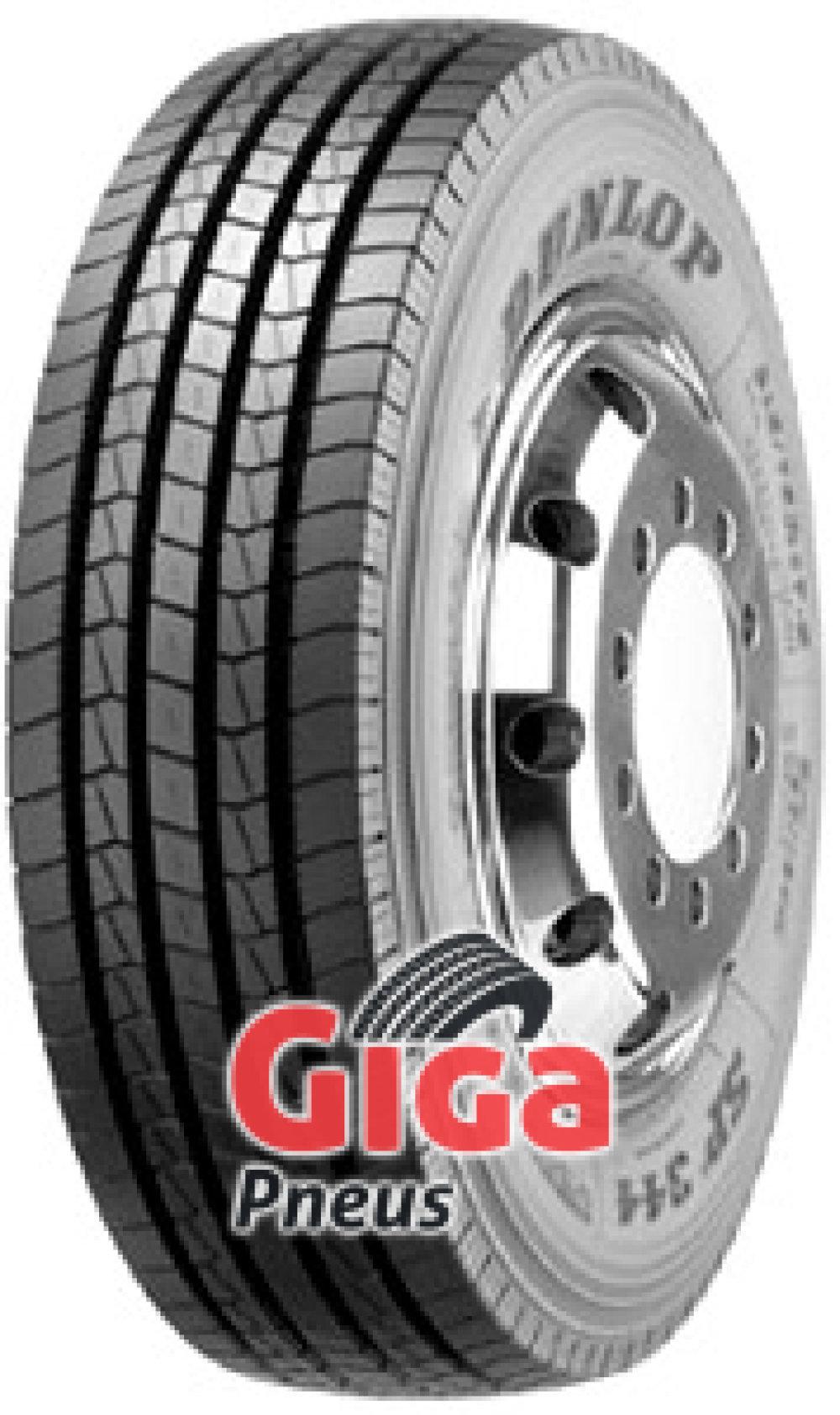 Dunlop SP 344 ( 215/75 R17.5 126/124M 12PR )