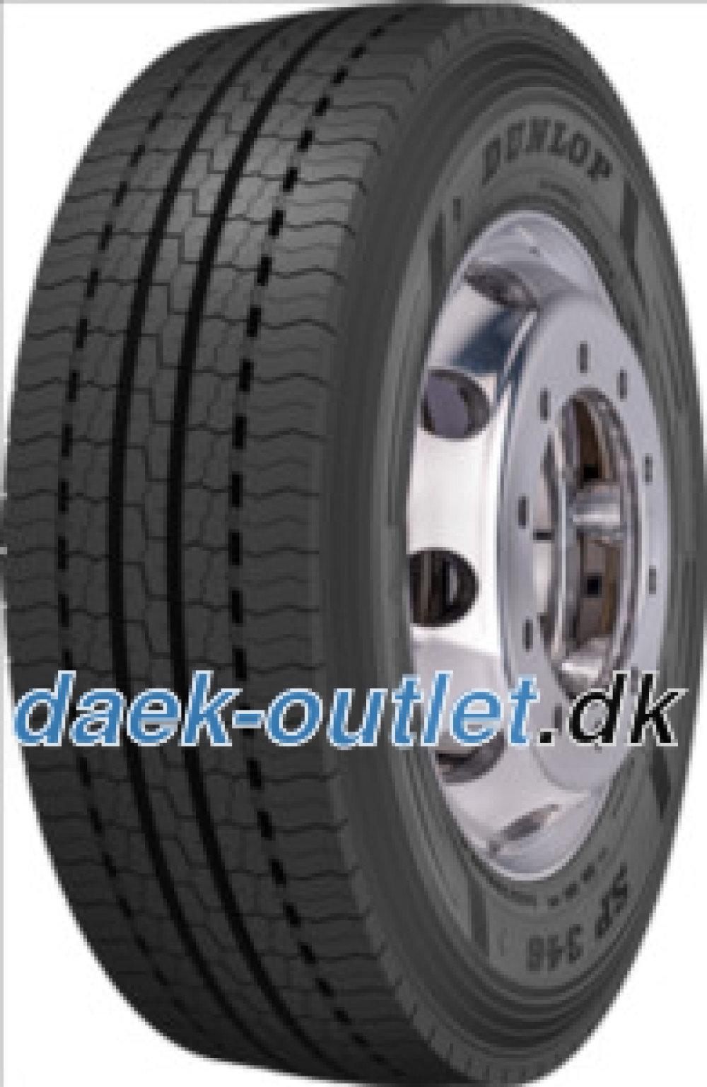 Dunlop SP 346 ( 295/80 R22.5 154/149M )