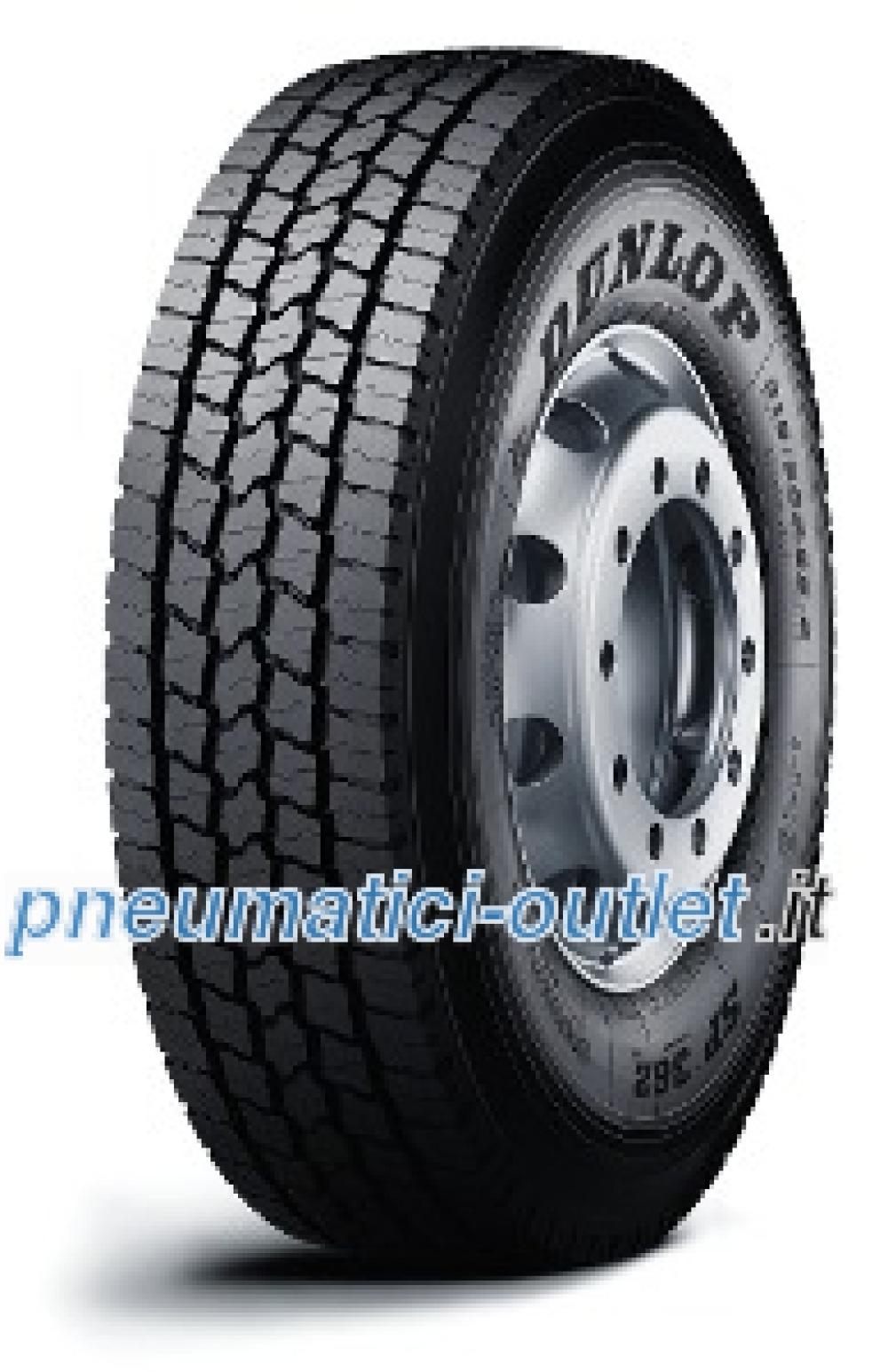 Dunlop SP 362 ( 315/70 R22.5 154/150K 18PR doppia indentificazione 152/148L )