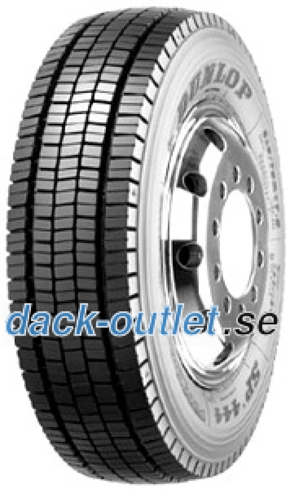 Dunlop Next Tread NT244 ( 265/70 R17.5 139/136M )