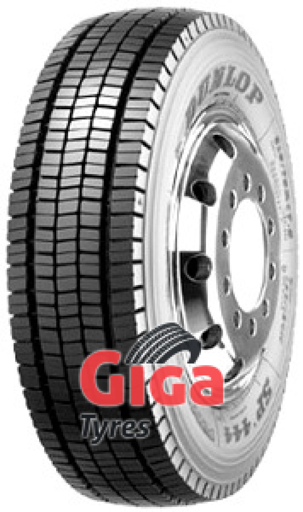 Dunlop Next Tread NT244 ( 215/75 R17.5 126/124M 12PR )