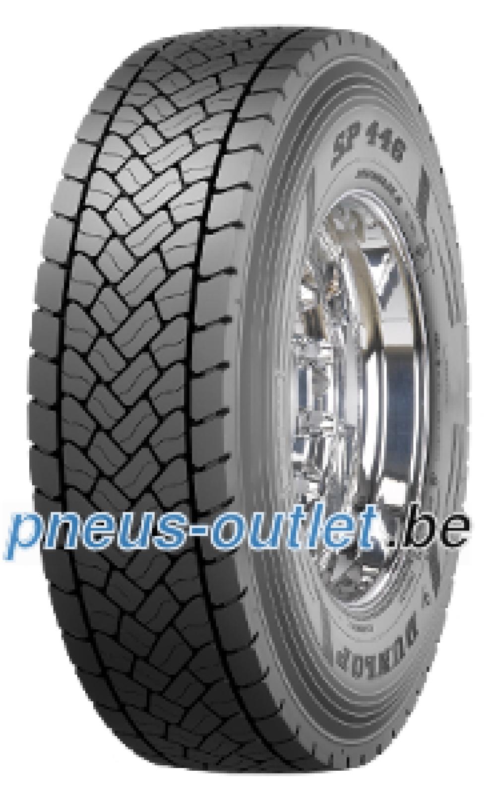 Dunlop SP 446 ( 315/60 R22.5 152/148L )