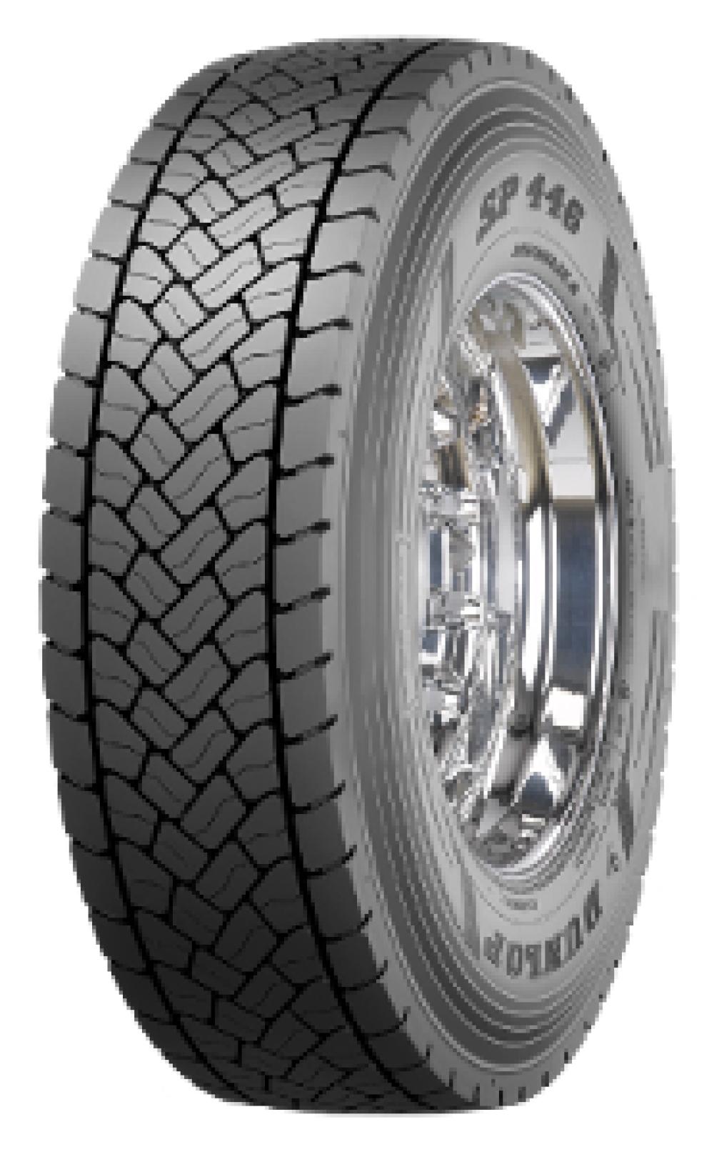 Dunlop SP 446 ( 295/80 R22.5 152/148M )