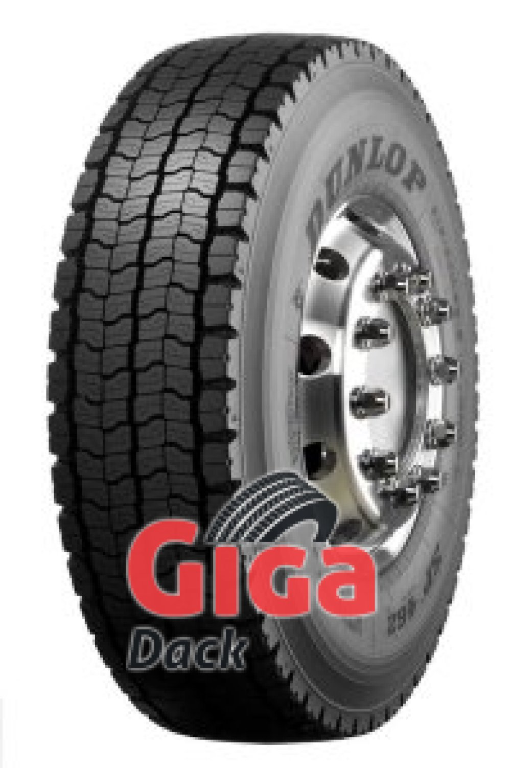 Dunlop SP 462 ( 315/80 R22.5 156/150L 18PR Dubbel märkning 154/150M )